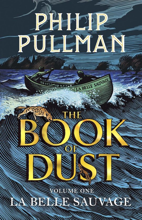 Book of Dust UK Cover