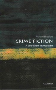 Review - Crime Fiction – A Very Short Introduction