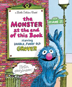 Review -  The Monster at the End of this Book